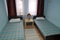 Double room with 2 separate beds